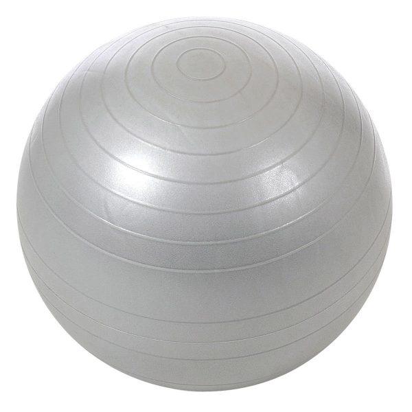 Oerbron anti-burst zwangerschapsbal Birth Ball 65 cm zilver