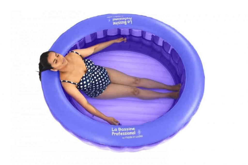 Water bevalling voordelen