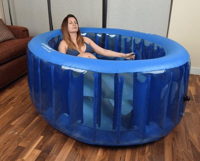 Water bevalling voor en nadelen